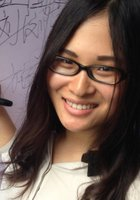 A photo of Yiyu who is one of our GRE tutors in Central Falls