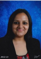 A photo of Anjali, a tutor in Yorba Linda, CA