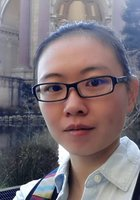 A photo of Yunhui who is one of our Mandarin Chinese tutors in Centerville