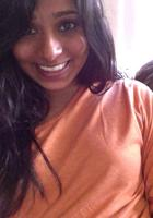 A photo of Pooja who is one of our Math tutors in Eldridge
