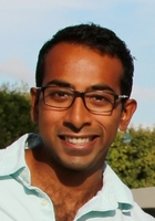 A photo of Naveen who is one of our Economics tutors in Rowlett