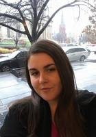 A photo of Erona, a German tutor in Cambridge, MA