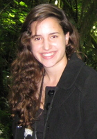 A photo of Andrea who is one of our Physics tutors in Lafayette