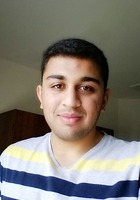 A photo of Jagir, a Pre-Calculus tutor in Second Ward, NC