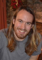 A photo of Nathaniel who is one of our Writing tutors in Medford
