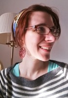 A photo of Anna, a GRE tutor in Libertyville, IL