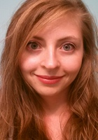 A photo of Dina who is one of our Physics tutors in Dayton