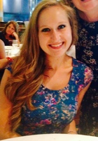 A photo of Katelyn who is one of our GRE tutors in Nassau County