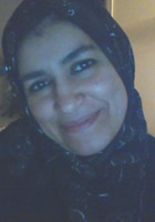 A photo of Asma who is a Justice  Statistics tutor