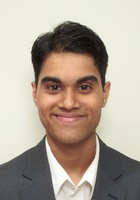 A photo of Siddhesh who is one of our ACT tutors in Mesquite