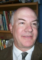A photo of Randy who is one of our LSAT tutors in Burleson