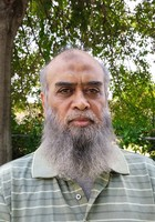 A photo of Tariq who is one of our Math tutors in Balch Springs