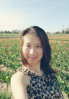 A photo of Meichi (Melanie) who is one of our Mandarin Chinese tutors in Crowley