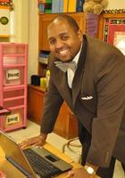 A photo of Anthony who is one of our Phonics tutors in Saginaw