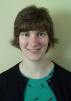 A photo of Alison who is one of our English tutors in Lewisburg
