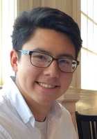 A photo of Matthew who is one of our Chemistry tutors in Manvel
