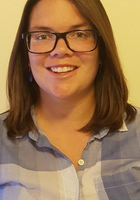 A photo of Amanda who is one of our tutors in North Campus