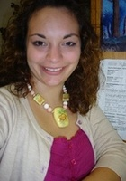 A photo of Jillian who is one of our German tutors in Cropseyville