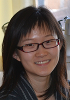 A photo of Siyuan, a tutor in Washington, DC