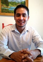 A photo of Fernando who is one of our Elementary Math tutors in North Campus