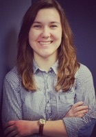 A photo of Torrie who is one of our Biology tutors in Stallings