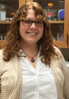 A photo of Molly who is one of our Reading tutors in Montgomery County
