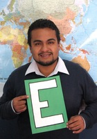 A photo of Oscar who is one of our Spanish tutors in Fort Morgan