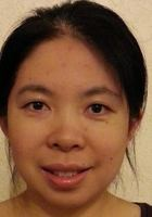 A photo of Qing who is one of our Mandarin Chinese tutors in The Colony