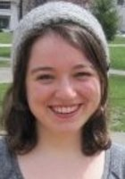 A photo of Rebekah, a German tutor in McHenry, IL