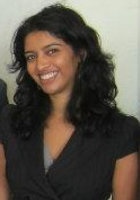 A photo of Priya who is one of our GMAT tutors in Washington
