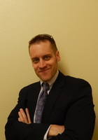 A photo of Patrick who is one of our LSAT tutors in Los Lunas