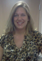 A photo of Sandra who is one of our Spanish tutors in Canton