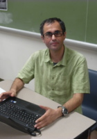 A photo of Kaveh who is one of our German tutors in La Marque