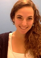 A photo of Holly who is one of our Phonics tutors in Roslindale