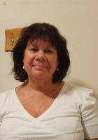 A photo of Peggy who is one of our Math tutors in Second Ward