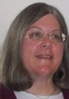 A photo of Lynn who is one of our Phonics tutors in Brant
