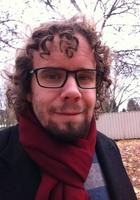A photo of Jonas who is one of our German tutors in Centerville