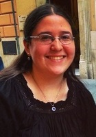 A photo of Andrea who is one of our German tutors in Gahanna