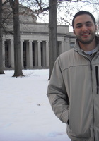 A photo of Julien who is one of our MCAT tutors in Warwick