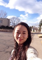 A photo of Yusi who is one of our Mandarin Chinese tutors in Pittsboro