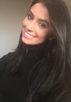 A photo of Nicole who is one of our Social studies tutors in New York