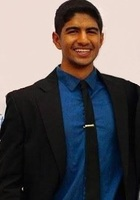 A photo of Suraj who is one of our Organic Chemistry tutors in New York