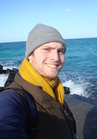 A photo of Evan, a English tutor in New Hudson, MI