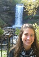 A photo of Sarah, a Spanish tutor in Zionsville, IN