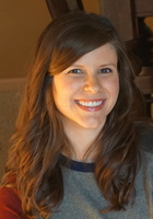 A photo of Sarah, a GRE tutor in Bonner Springs, KS