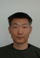 A photo of Jianwei who is one of our Physics tutors in New Lebanon