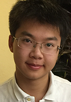 A photo of Zicheng, a SAT tutor in Poland, OH