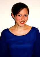 A photo of Alyssa who is one of our English tutors in Depew