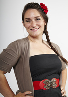 A photo of Lindsay who is one of our Economics tutors in Bryan