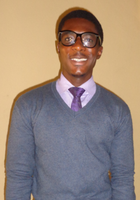 A photo of Olanrewaju who is one of our Math tutors in Dayton